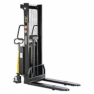 STACKER FIXED POWERED LIFT 63IN