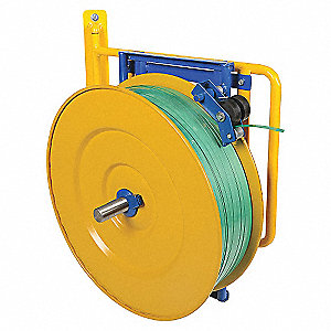 DISPENSER STRAPPING WALL MOUNTED