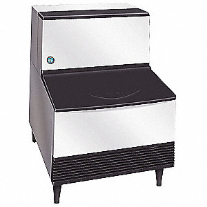 "Undercounter Ice Maker, Ice Production per Day: 201 lb., 24"" W X 39"" H  X28"" D"