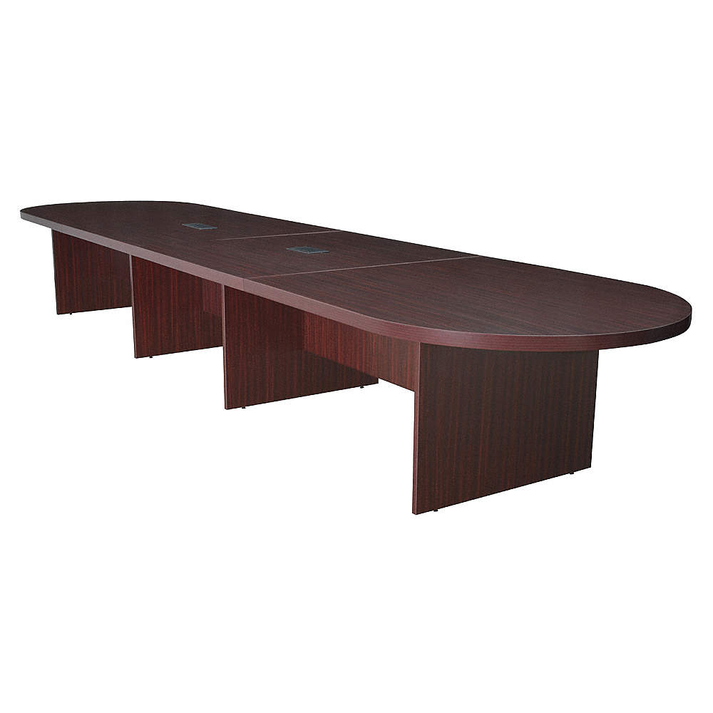REGENCY Conference Table Ft Seats Mahogany XK - 18 ft conference table