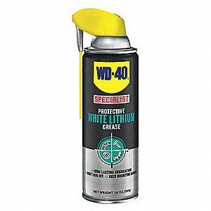 White Lithium Multipurpose Grease, 10 oz