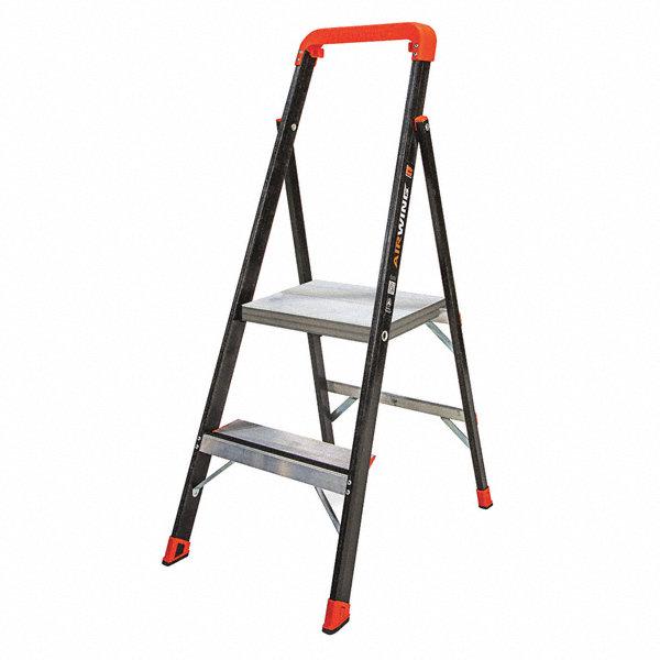 Little Giant Fiberglass Platform Stepladder 4 Ft Ladder