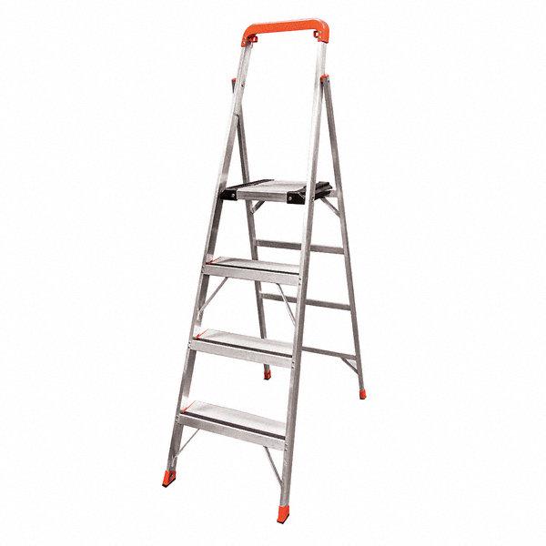 Little Giant Aluminum Platform Stepladder 6 Ft Ladder
