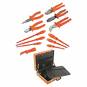 UTILITY KIT GENERAL 12PC INSULATED