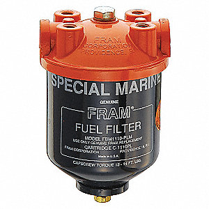 FILTER FUEL HEAVY DUTY
