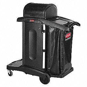 Janitors Cart,48 in.x22 in.x53 in.