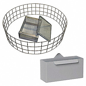 PARTS BASKET, CONT RING PKG. 2218