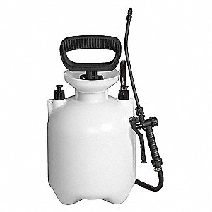 HANDHELD SPRAYER 1.0 GAL. POLY TANK