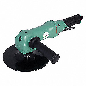 AIR SANDER ANGLE 7 IN PAD