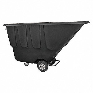 Tilt Truck,Light-Duty,1 cu. yd.,600 lb.
