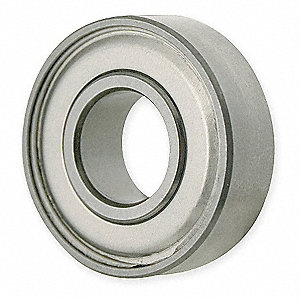 RADIAL BALL BEARING DIA. 17MM