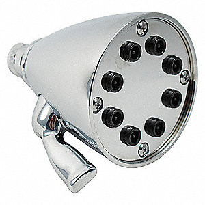 SHOWER HD POLISHED CHROME 3-1/2IN