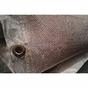 WELD BLANKET FIBER 4 WX6FT. H TAN