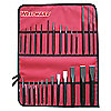 PUNCH AND CHISEL SET STEEL 26 PC