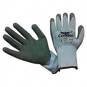 GLOVES CUT RESISTANT GY LATEX L PR