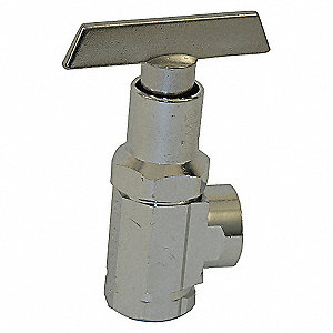 SUPPLY STOP LOOSE KEY 125 PSI 3/8IN