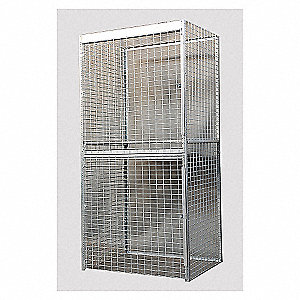 BULK STORAGE LOCKER STARTER DOUBLE