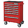 ROLLING CABINET 26X18X39-7/16IN RD