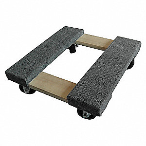 GENERAL PURPOSE DOLLY 16X16 CARPET