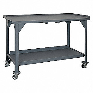MOBILE WORKBENCH 2000 LB. 36 IN.
