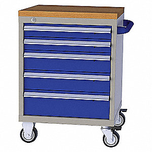 MOBILE WORKBENCH CABINET 2200 LB.