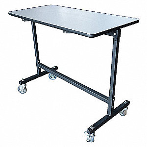 MOBILE WORKBENCH CABINET 200LB 46IN
