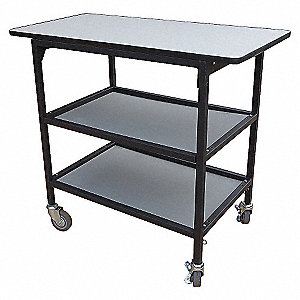 MOBILE WORKBENCH CABINET 200LB 68IN