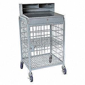 MOBILE WORKBENCH CAB 1000 LB 63IN