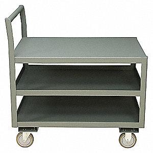 Service Cart,3000 lb.,Steel,54 in.