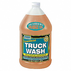 CLEANER HD TRUCK WASH 3.78L