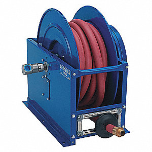 REEL HOSE BOX FR 1/2INX100FT L/H