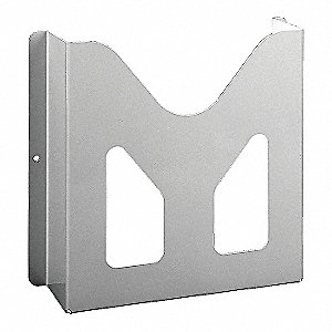"Data Pocket, Steel, For Use With: 30""H x 24""W  Concept™ Style Enclosures, 1 EA"