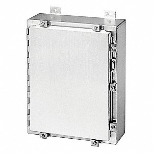 Enclosure,Mtlc,16In.Hx 12In.Wx6In.D