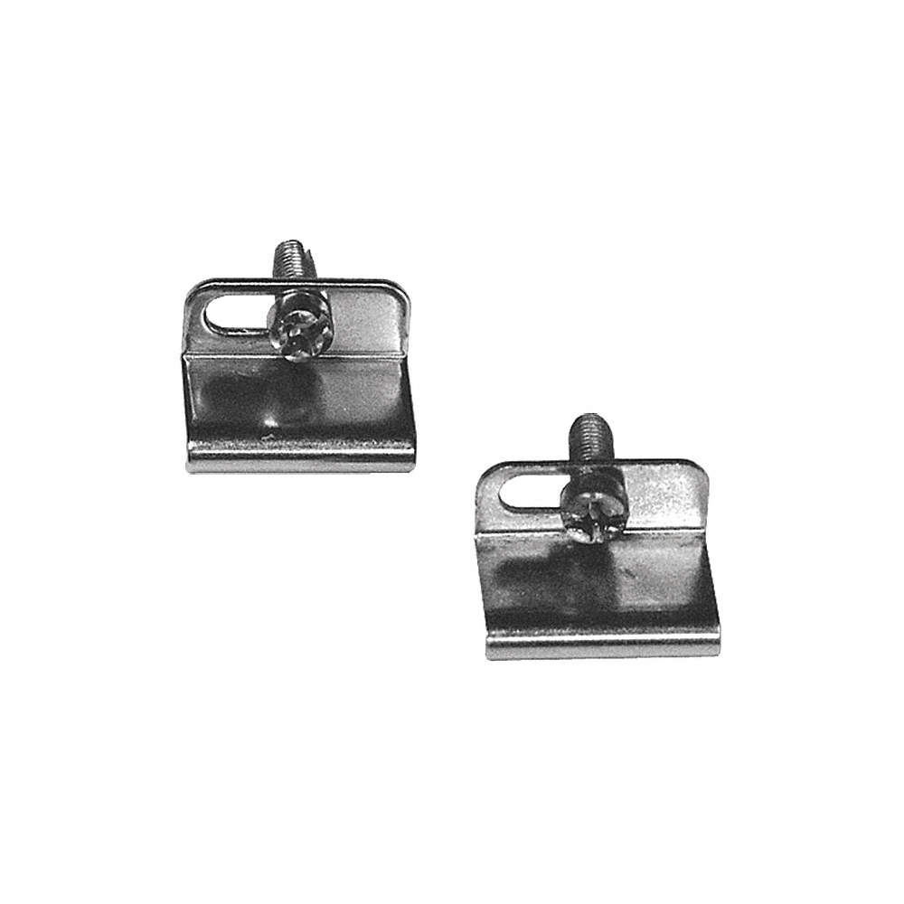 HOFFMAN Clamp Kit, Stainless Steel, For Use With: Junction Boxes, 1 ...