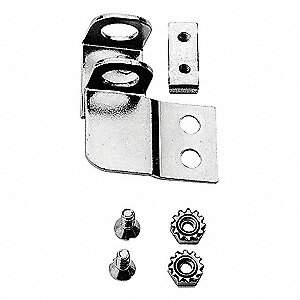 Padlock Kit, Stainless Steel, For Use With: Junction Boxes, 1 EA