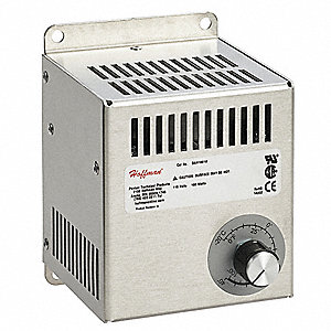 Fan Forced Enclosure Heater,800W,120V