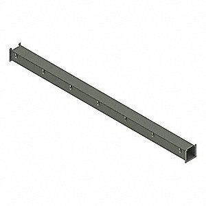 Lay-In Wireway,10 ft.,6inWx6inH,Steel
