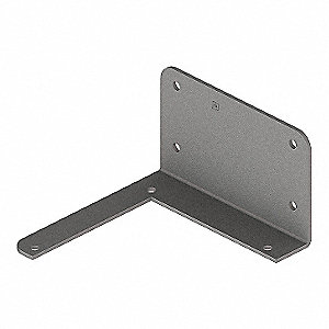 Steel Wireway Bracket Hanger for Hoffman F44 Series Wireways