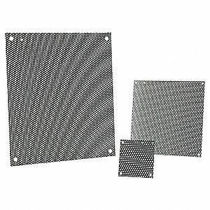Interior Panel, Steel, Galvanized Finish, For Use With: Medium Type 1 Panel Enclosures, 1 EA