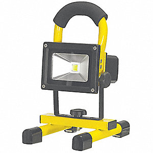 Temporary Job Site Light,LED,900 Lm