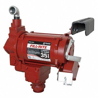 32GG92 - AC Transfer Pump Diesel Transfer 3/4