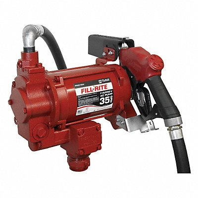 32GG95 - AC Pump with Auto Nozzle Diesel 3/4