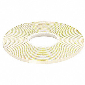 Double Sided Tape,White,3/4inWx5yd.L