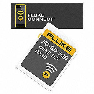 FLUKE CONNECT WIRELESS SD CARD