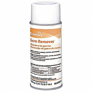 Gum and Wax Remover, 6.5 oz., PK12