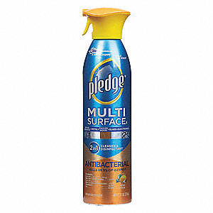 Multi-Surface Cleaner, Citrus Fragrance, 9.7 oz. Aerosol Can, 6 PK