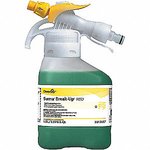 Degreaser For Use With No Series Chemical Dispenser, 2 PK