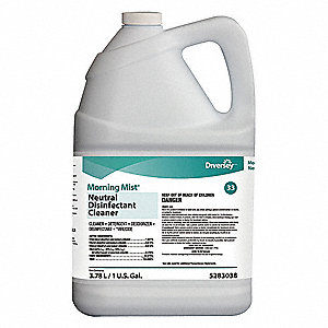 Cleaner and Disinfectant, 1 gal. Pail