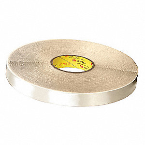 "Acrylic Foam Double Sided Foam Tape, Acrylic Adhesive, 31.00 mil Thick, 3/4"" X 27 yd., Clear"