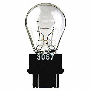 MINIATURE LAMP,3157LL,PK 2